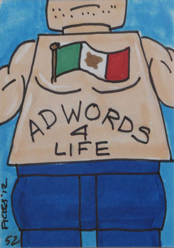Google Adwords Drugs Update Drawing.